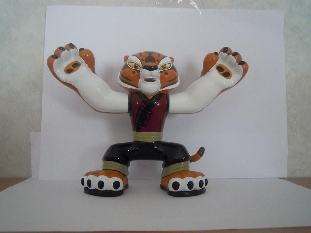 Kung Fu Panda Tigress Pop! Vinyl Figure Merchandise | Zavvi