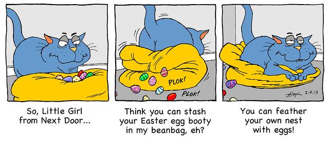 Catnip Cat Food