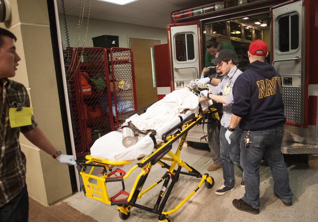 emergency medical technician emt