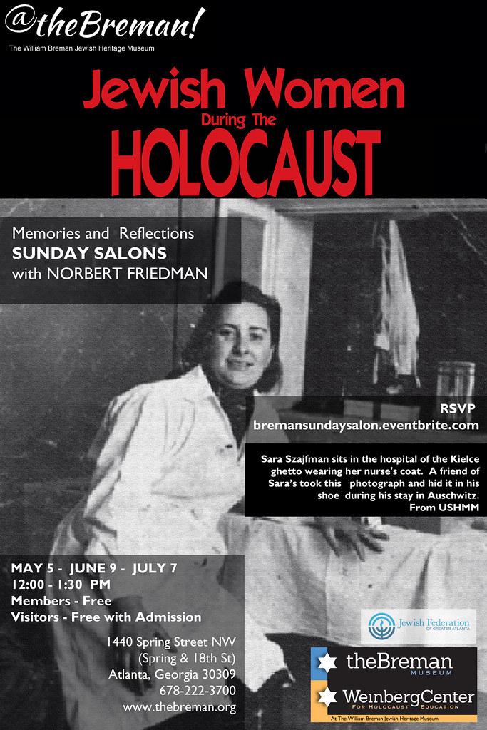 Jewish women during the holocaust