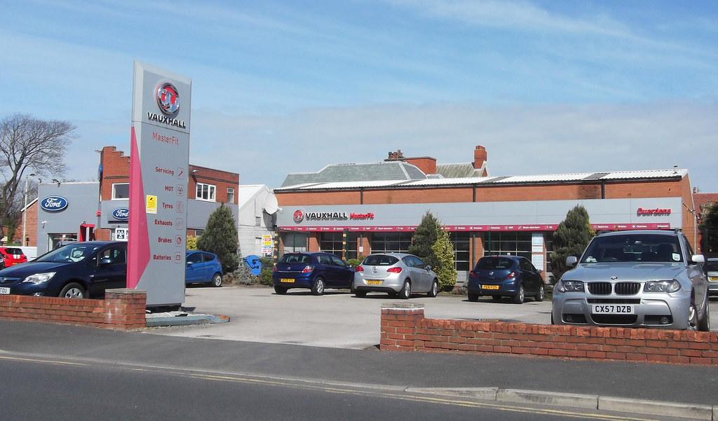 Duerdens Garage, 6-16 Roe Lane, Southport, Merseyside PR9 ...