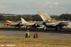 ZG862 94 - P94 - Royal Air Force - British Aerospace Harrier GR7 - Fairford RIAT 2010 - Steven Gray - IMG_7318