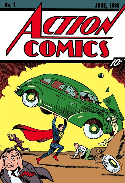 cover Action Comics 1