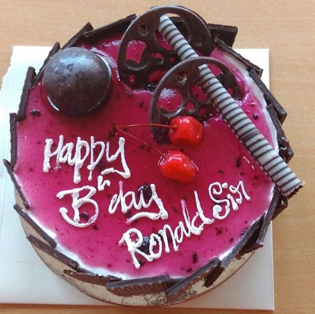 Happy Birthday Ronald Sir Have A Blessed Day Birthday Flickr