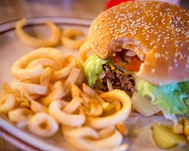 Hamburguesa del Peggy Sues