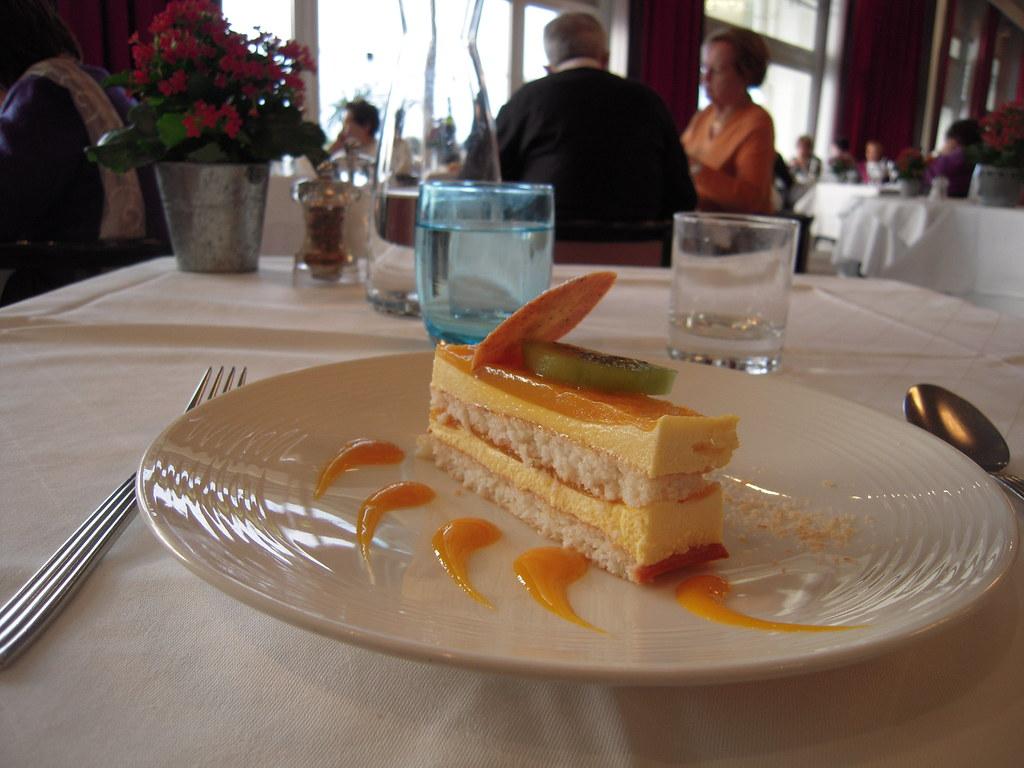 Cheese Cake Fruts De La Passion Houzz