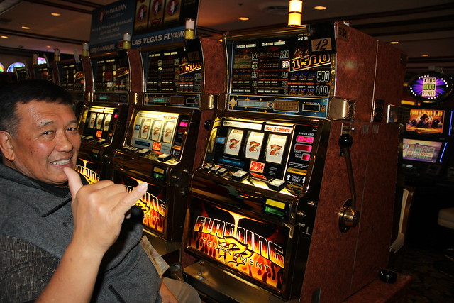 find slot tournaments in vegas