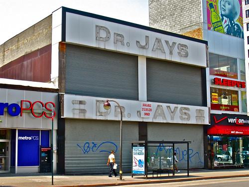 Dr jays clothing store