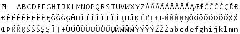 FreeType v35 vs v40