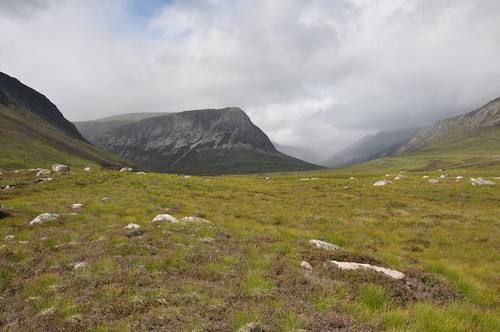 The Devils Point in the Lairig Ghru