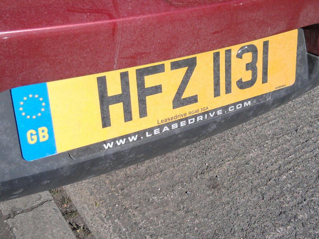 car number plates northern ireland uk flickr. Black Bedroom Furniture Sets. Home Design Ideas
