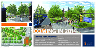 PlazaAuburn unveils new design for Samford Park area at Toomer's Corner | by Auburn University