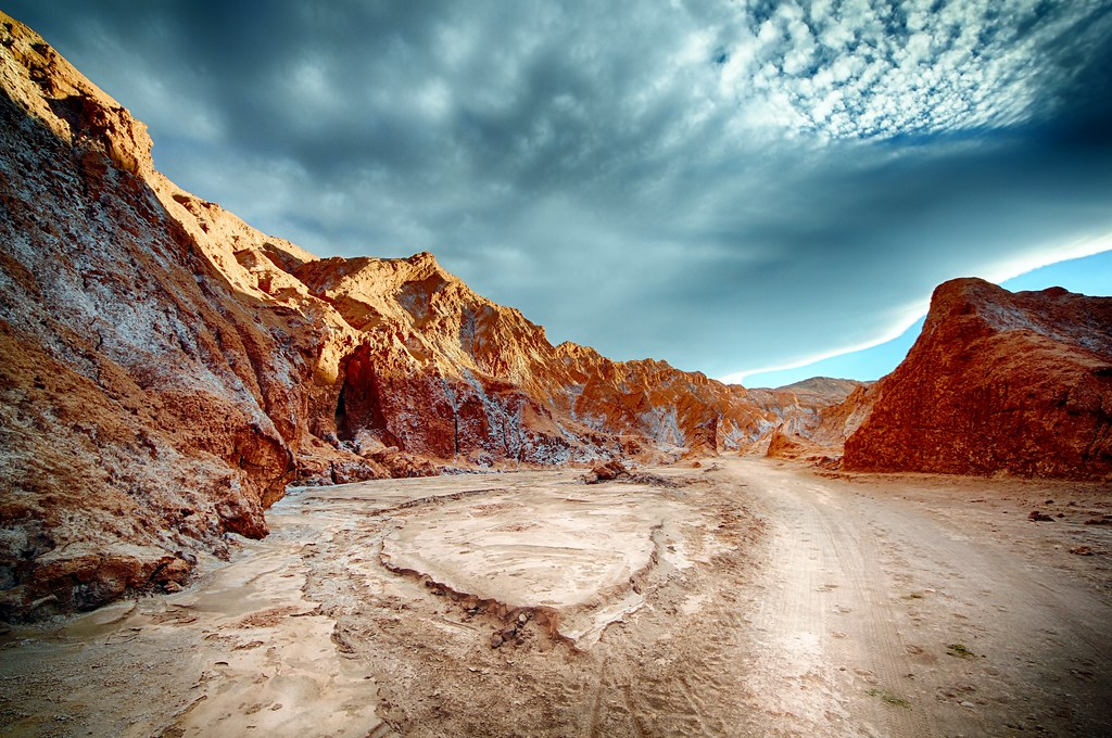 Death Valley Atacama Desert Chile In Spanish Valle De
