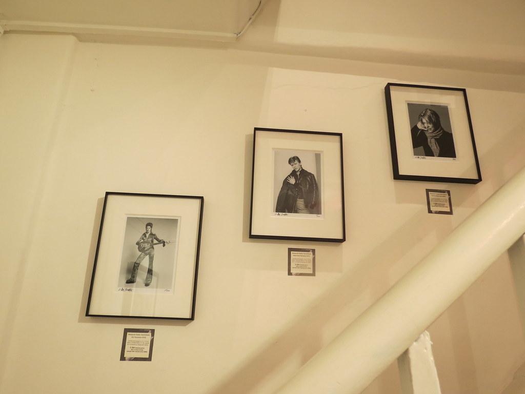Masayoshi Sukita: Photographs of David Bowie, 1972 - 2002,… | Flickr