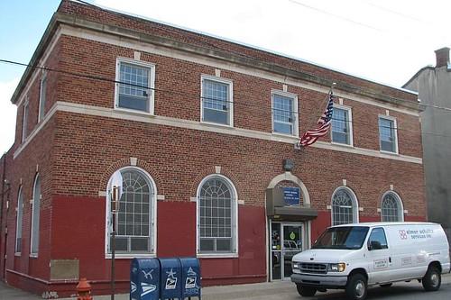 philadelphia pa spring garden station post office flickr
