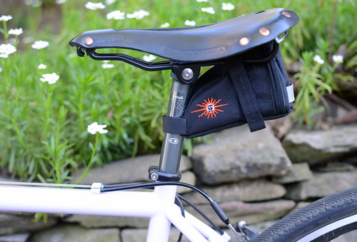 Soma Noe Wedge Seat Bag | by Lovely Bicycle!