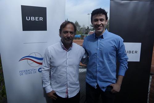 Uber es el nuevo sponsor de la FTCh
