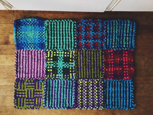 Potholder Rug | by Twill Power