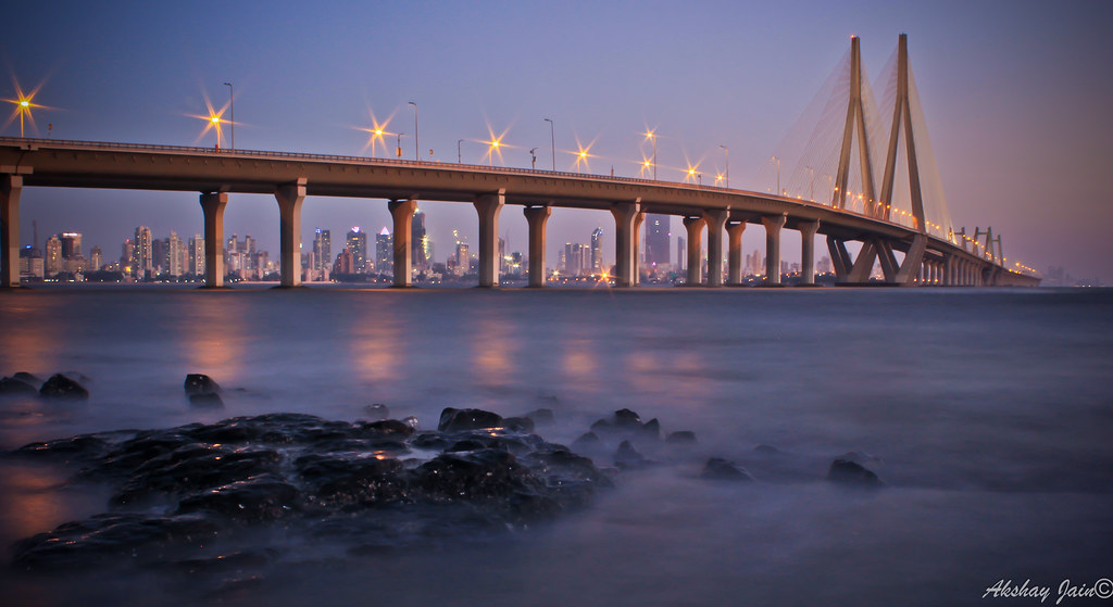Bandra Worli Sea Link Facts