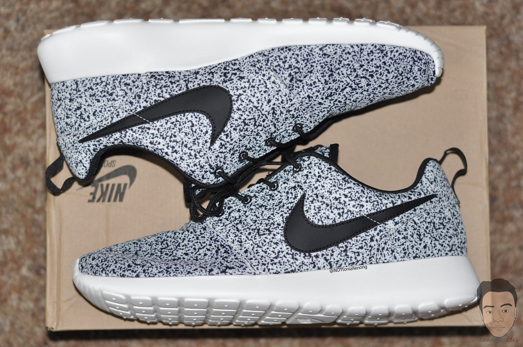 kuwhth WMNS Nike Roshe Run Black Speckle | taaong | Flickr