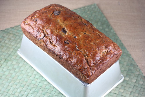 Banana Chocolate Chunk Walnut Loaf - Dahlia Bakery Cookbook | by Food Librarian