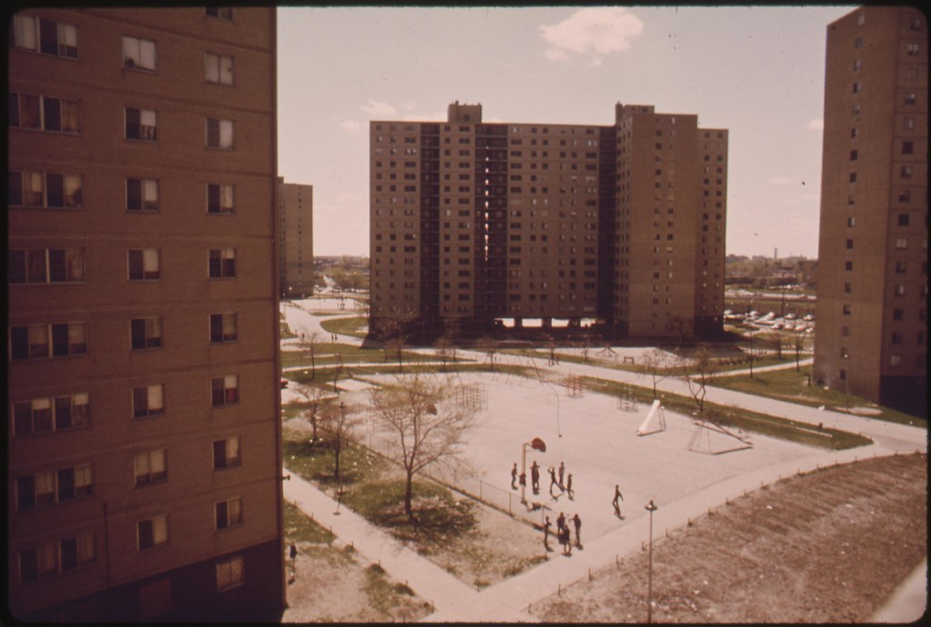 Stateway Gardens Highrise Housing Project On Chicago 39 S Sou Flickr