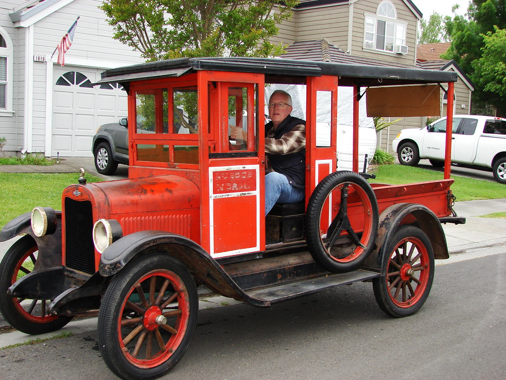 1925 chevy truck egg delivery truck this egg delivery. Black Bedroom Furniture Sets. Home Design Ideas