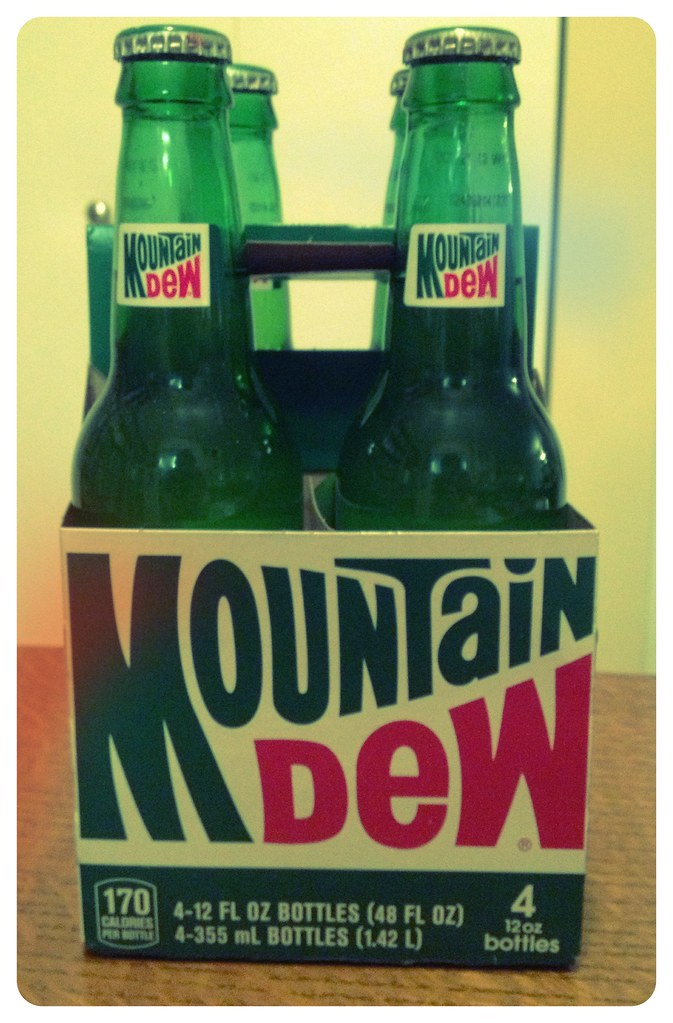 Drink Mountain Dew While Pregnant