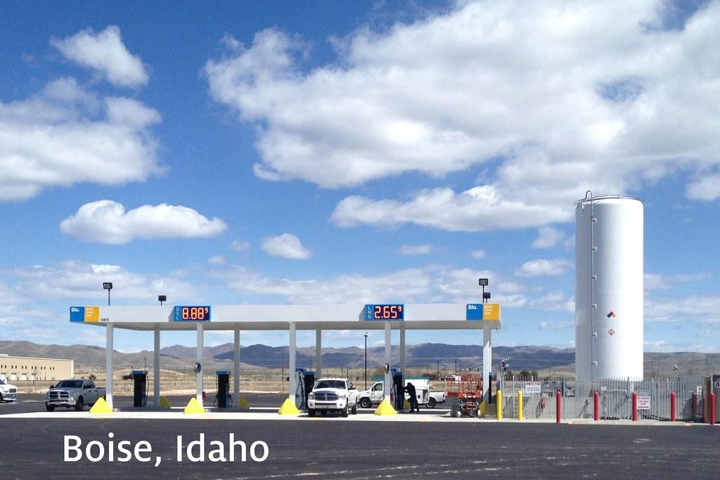 Boise Idaho Rental Cars Airport