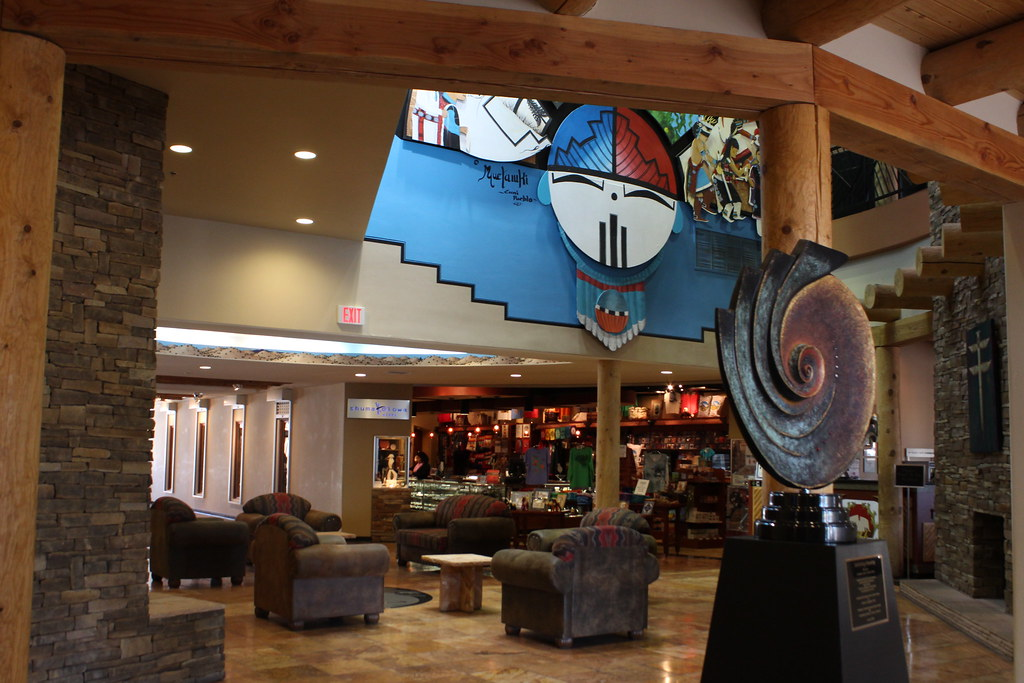 Indian Pueblo Cultural Center (IPCC) | Most of the ...
