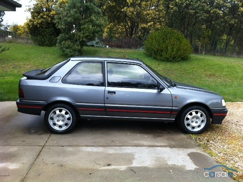 1988 peugeot 309 gti not my picture i couldn 39 t bel flickr. Black Bedroom Furniture Sets. Home Design Ideas