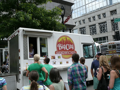 Raleigh Rodeo Food Truck