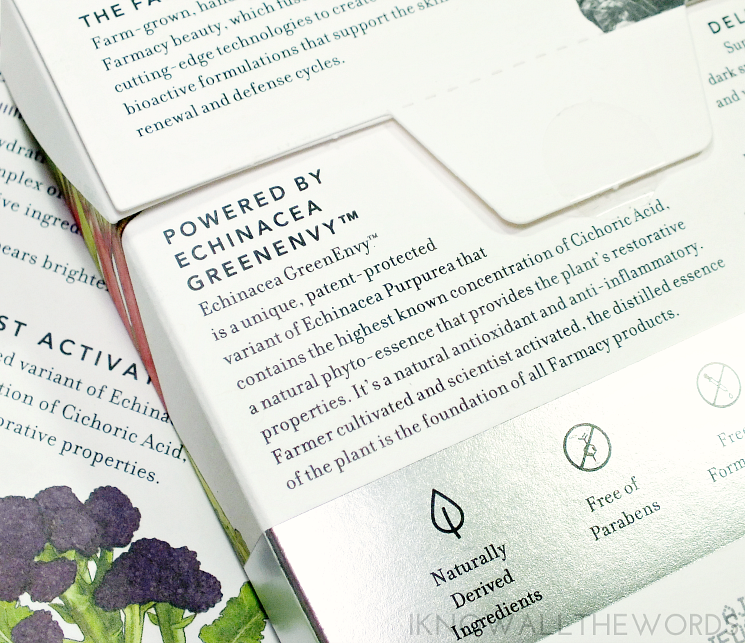 farmacy clear day & new dawn sheet mask medly (3)