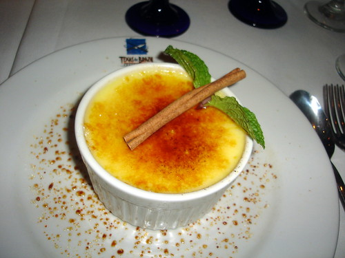 how to tell when creme brulee is done