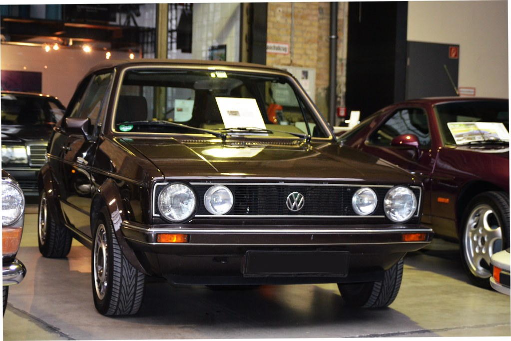 Volkswagen Golf Cabrio (1986) | Special Edition Havanna *eng… | Flickr