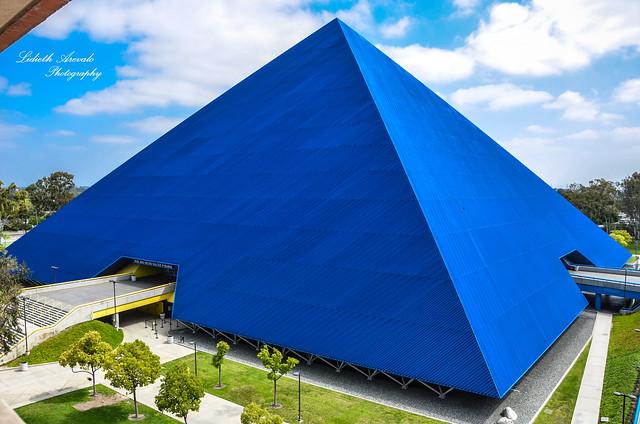 Long Beach State Pyramid