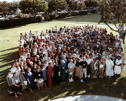 ELCA Womens ordination 20th anniversary gathering 1990 - group | by elcaarchives