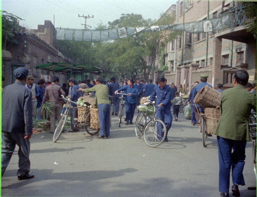 1970年代初期 ネガ 中国 | Early 1970s, Negative, China