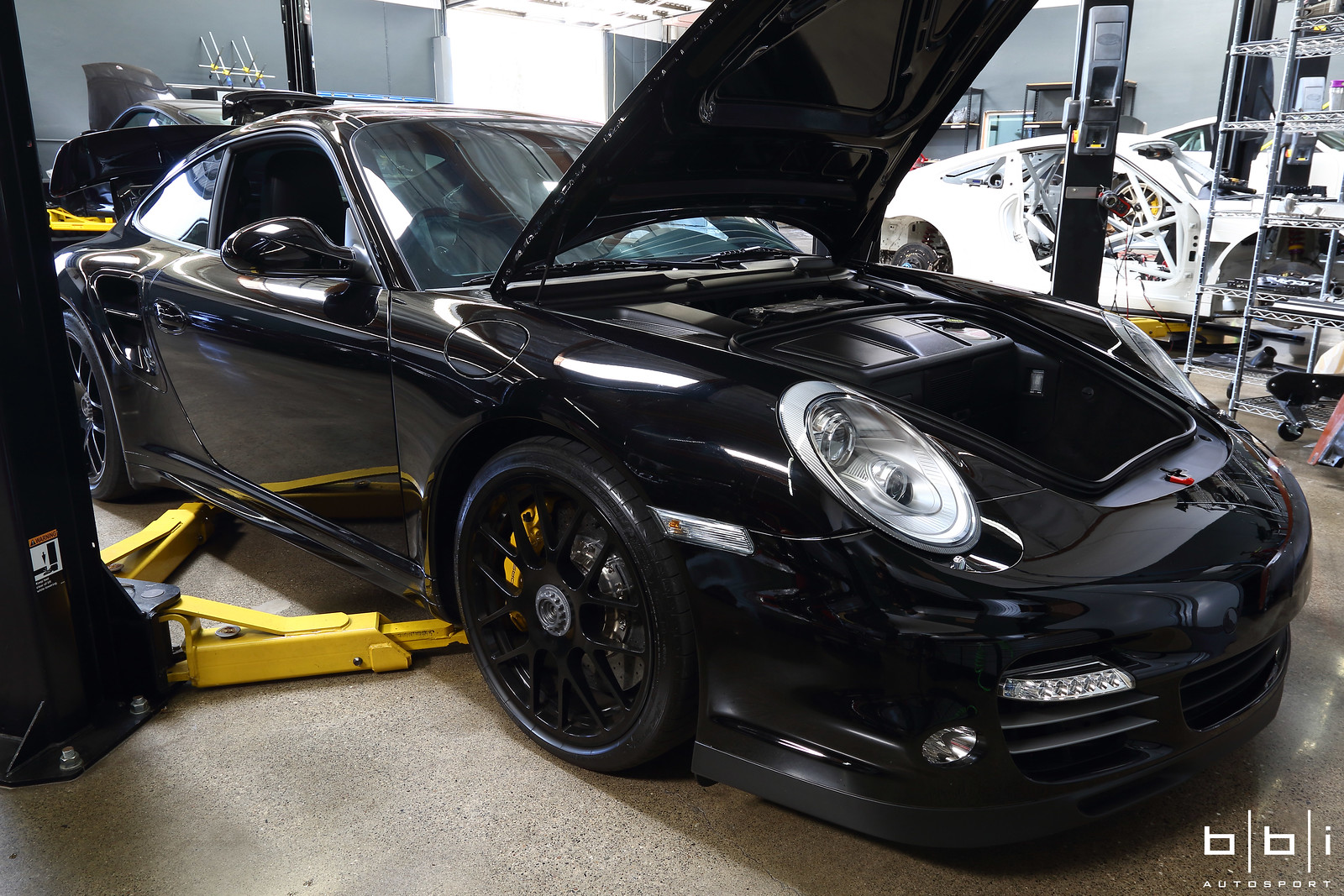 Maintenance Mondays Porsche 997 2 Turbo S 24 000 Mile Interval