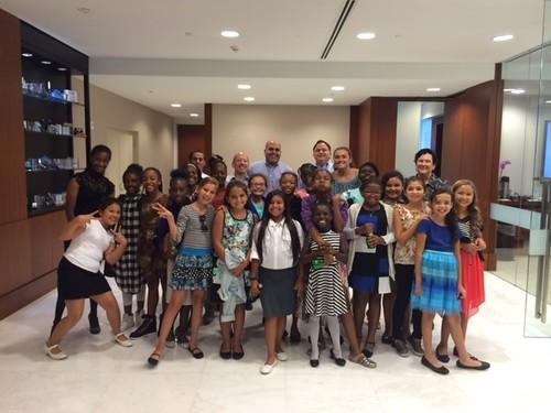 Breakthrough Miami Career Day 2016