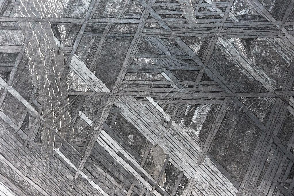 Muonionalusta Widmanstätten Pattern Muscapix Flickr Awesome Widmanstatten Pattern