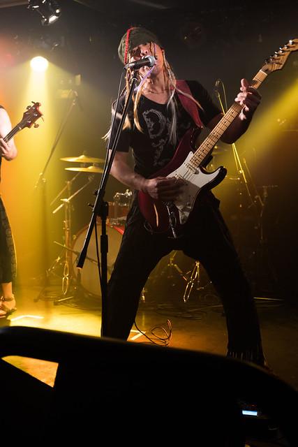 SPUTNIK KOMBINAT live at 獅子王, Tokyo, 15 Sep 2016 -1010342