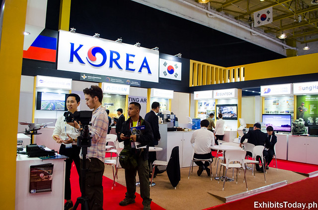 Korea Aerospace Industries Pavilion