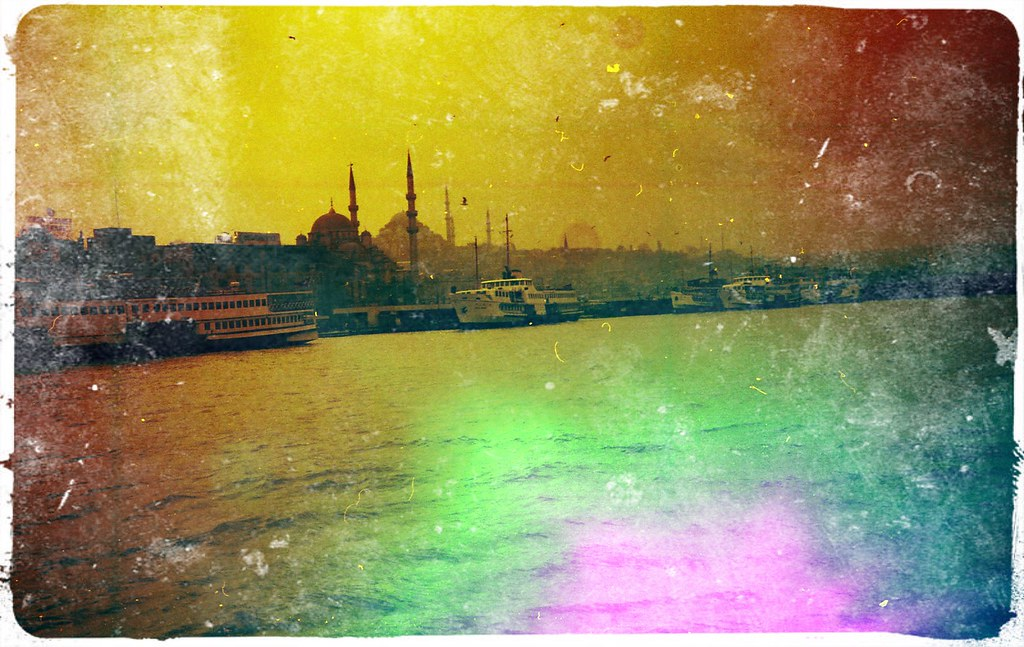 Bosporus, Foto: Casey Hugelfink