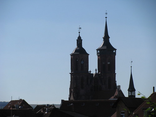 Johanniskirche from the City Wall | by KenSBrown