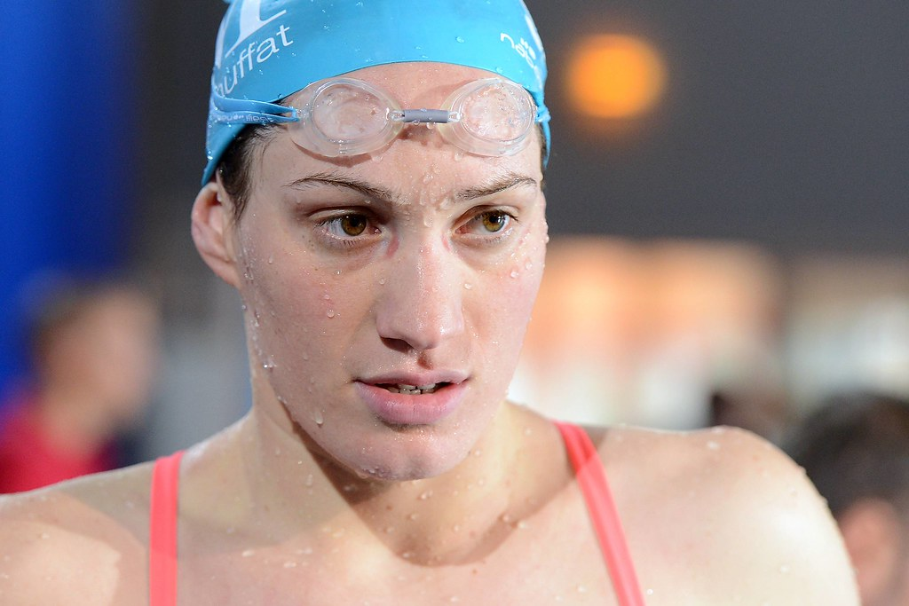 Camille muffat camille muffat olympic nice natation for Brequigny piscine