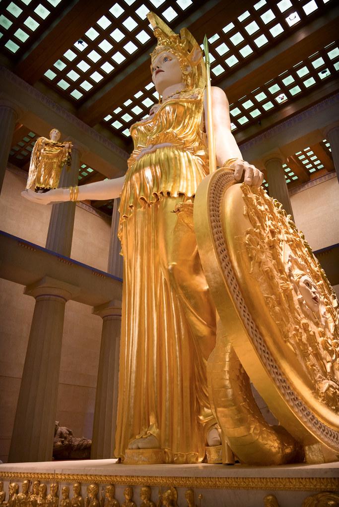 Athena Parthenos Athena Parthenos 1990