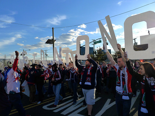 RBNY-NY Supporters' March | by Dan Dickinson