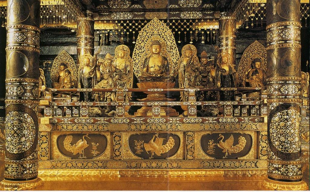 中尊寺金色堂の画像 p1_19