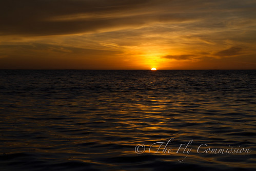 Sunset over the Indian Ocean | by Scott Loudon